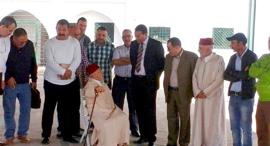 البحث عن حلول لمشكل الإكتظاظ بالمقبرة الإسلامية بتطوان