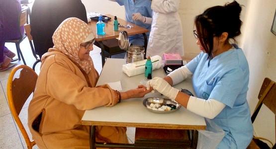 حملة طبية متعددة التخصصات لفائدة 3000 شخصا بعمالة المضيق