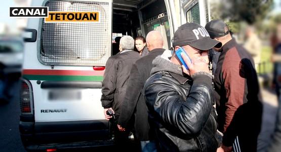 """سقوط """"زرميطة"""" في قبضة رجال الأمن بتطوان"""