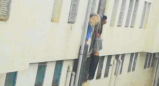 مريض حاول الإنتحار بمستشفى محمد الخامس بشفشاون