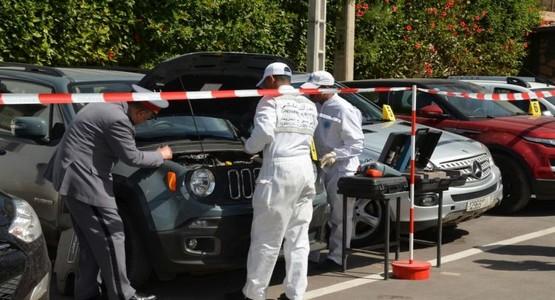 مسؤولون ورؤساء مصالح متورطون في سرقة السيارات الفارهة بالشمال