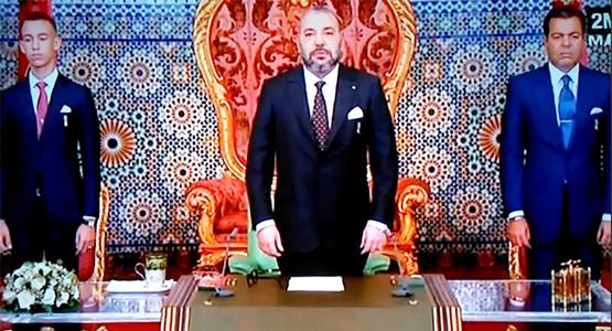 النص الكامل لخطاب جلالة الملك في ذكرى المسيرة الخضراء