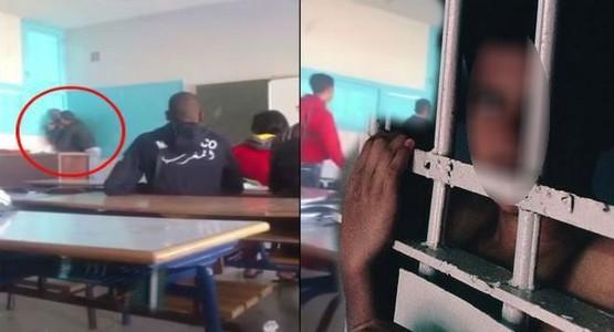المحكمة الابتدائية تصدر حكمها في حق تلميذ ورزازات
