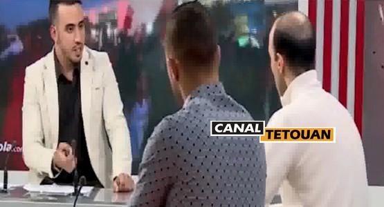 هكذا تفاعل الاعلام الجزائري مع تأهل المنتخب المغربي الى المونديال روسيا 2018