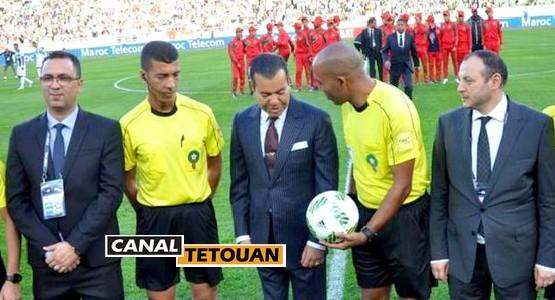 هذا هو الحكم الذي سيقود قمة الرجاء والمغرب التطواني