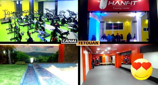 """نادي """"HANFIT"""" بتطوان … صالة رياضية بمواصفات عالمية (شاهد الصور)"""