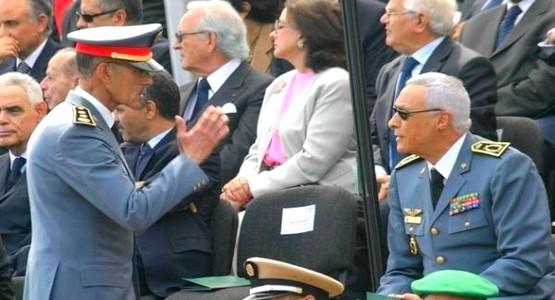 عاجل…الملك محمد السادس يحيل قائد الدرك الملكي حسني بنسليمان على التقاعد