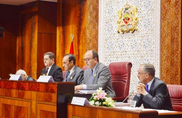 البرلمان بغرفتيه يعقد جلسة تضامنية مع الشعب الفلسطيني يوم الاثنين