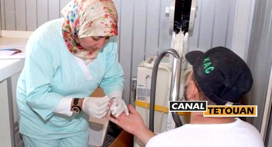 استفادة سكان شفشاون من حملة طبية