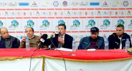 ادارة المغرب التطواني تفاوض مدرب جديد لانقاد الفريق من السقوط للقسم التاني !