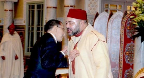 الملك يهنئ العثماني بانتخابه أمينا عاما لحزب العدالة والتنمية