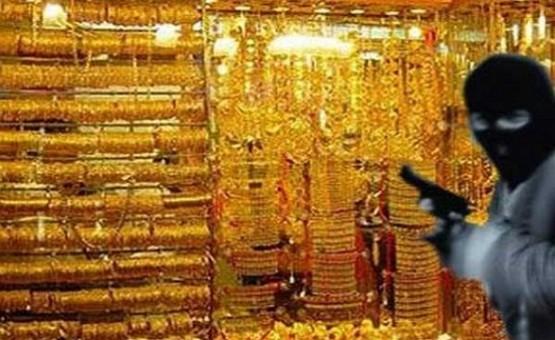 بالفيديو … لصوص يسرقون 400 مليون ذهباً بطريقة هوليودية من أحد المحلات بتطوان و التجار الذهب يخرجون للاحتجاج