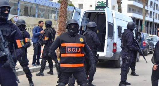 """""""البسيج"""" يعتقل داعشي بطنجة في عملية مشتركة مع الأمن الإسباني"""