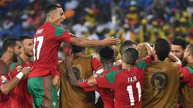 المنتخب الوطني المغربي يتقدم في التصنيف العالمي