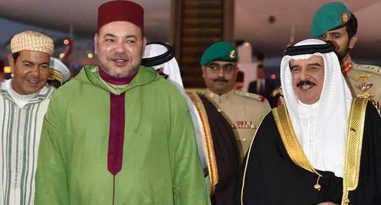 ملك البحرين معجب بمدينة تطوان و يشيد بجهود جلالة الملك في المجال الثقافي