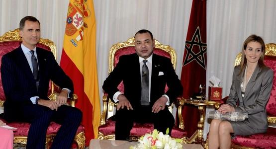 ملك إسبانيا يؤجل زيارته لطنجة و الدار البيضاء