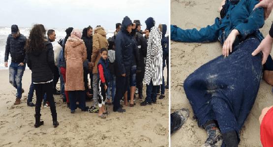 إنقاذ فتاة حاولت وضع حد لحياتها بشاطئ مارتيل