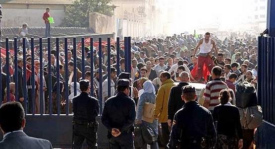 حزب إسباني يطالب ببناء جدار يفصل المغرب عن سبتة و مليلية