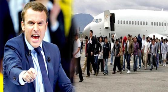 """فرنسا تطرد أكثر من 2700 مغربي و تستعد لأكبر عملية ترحيل في حق """"الحراكة"""""""