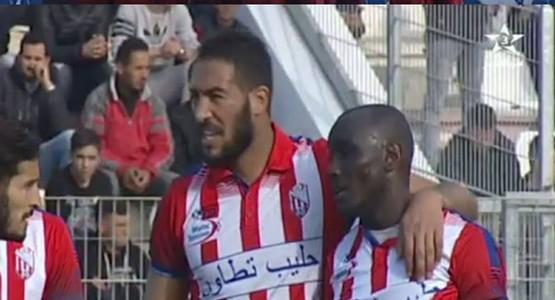 المغرب التطواني يفرح الجماهير التطوانية و يحقق فوزا طال إنتظاره