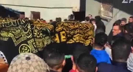 في جنازة مهيبة … تلاميذ طنجة يشيعون شابا قتل أمام مدرسته