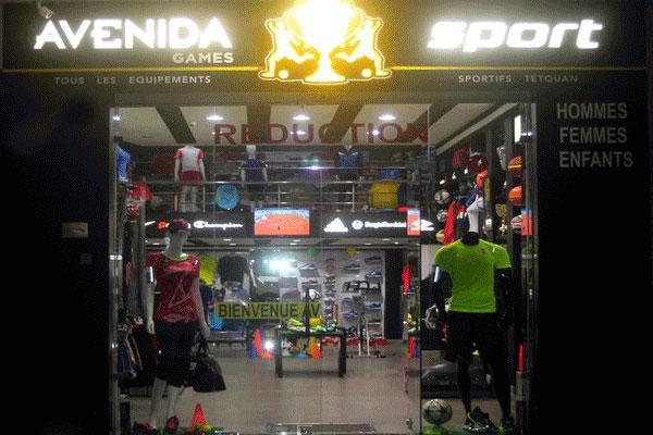 avenida sport