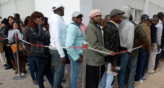 مرصد الشمال لحقوق الإنسان يندد بترحيل مهاجرين غير نظاميين إلى المغرب