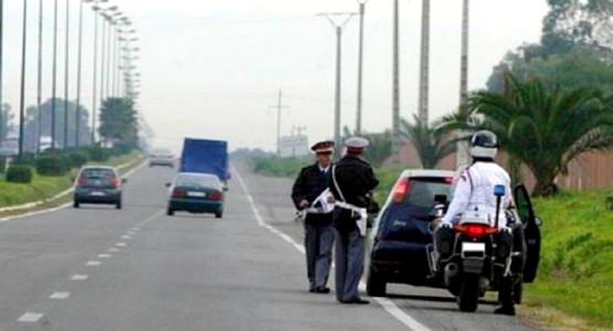 النيابة العامة: اعتقال مواطنين بسبب مخالفات السير خرق للقانون