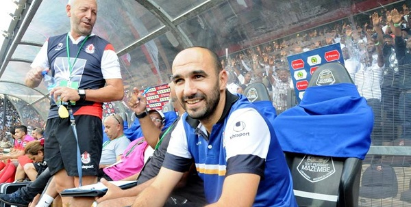 ابن الفنيدق وليد الركراكي ينفصل عن الفتح للتدريب في الدوري القطري