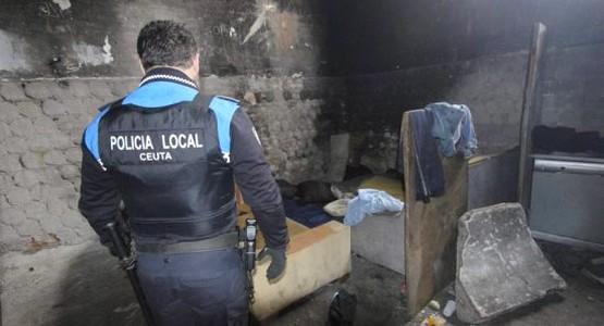 شكاية تتسبب في توقيف 31 مهاجرا مغربيا سريا بينهم 14 قاصرا بسبتة المحتلة (شاهد صور)