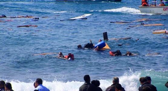 عشرات المهاجرين يحاولون الوصول سباحة إلى سبتة المحتلة