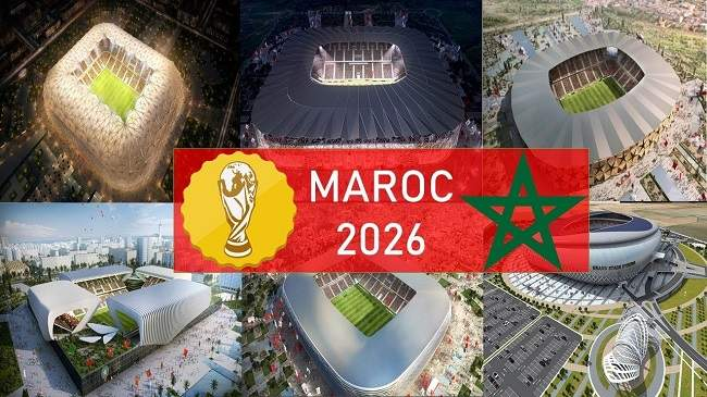 بالفيديو .. انبهار جزائري بإمكانيات المغرب وقدرته على تنظيم مونديال 2026
