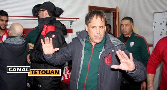المبلغ الذي تقاضاه المدرب بنحساين لمغادرة المغرب التطواني
