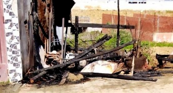 استنفار أمني بعد مصرع حارس سيارت حرقا داخل كوخه بطنجة