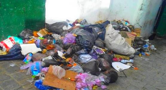 كارثة بيئية تهدد مدينة تطوان