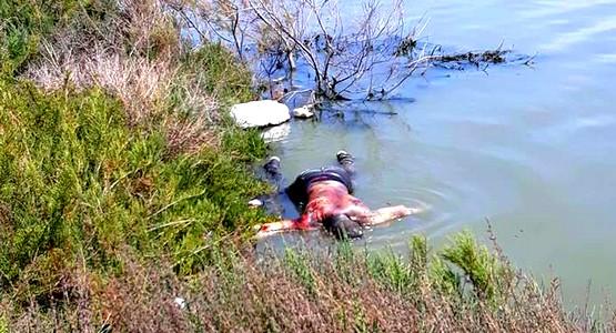 العثور على شخص ميت بمرتيل