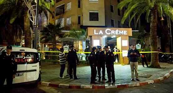 ايقاف 10 مسؤولين دركيين بطنجة وتطوان و مدن أخرى لتورطهم في جريمة مقهى مراكش