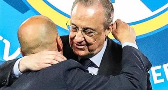 تفاصيل مثيرة بعد إعلان زين الدين زيدان التخلي عن تدريب ريال مدريد