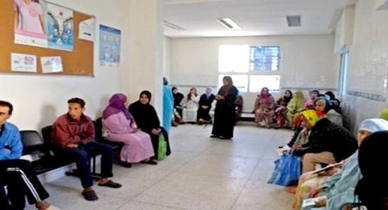 مفتشية الصحة تزور مستشفى الحسيمة وتسجل غياب 34 طبيب !