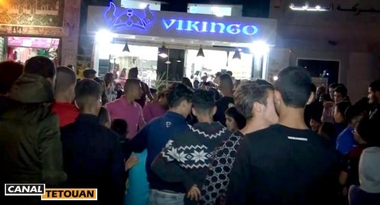 جديد بتطوان … افتتاح مقهى ومطعم Vikingo بمواصفات عالية (شاهد الفيديو)