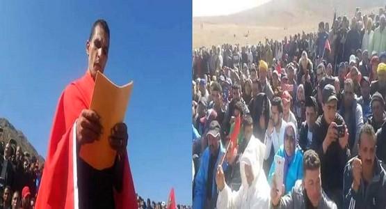 """آلاف المغاربة ينقبون عن """"الكنز"""" بسرغينة بسبب """"رؤية في المنام"""""""