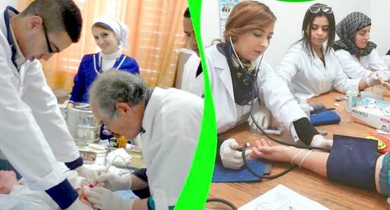 معهد Parasanté الشمال لعلوم الصحة وتكوين الممرضين بالمضيق– تطوان يفتتح ابواب التسجيل (شاهد الصور)