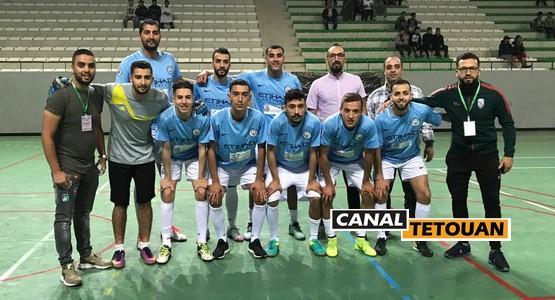 جمعية ارباب و مسيري وكالات كراء السيارات أول المتأهلين إلى نصف النهائي في الدوري الرمضاني بتطوان