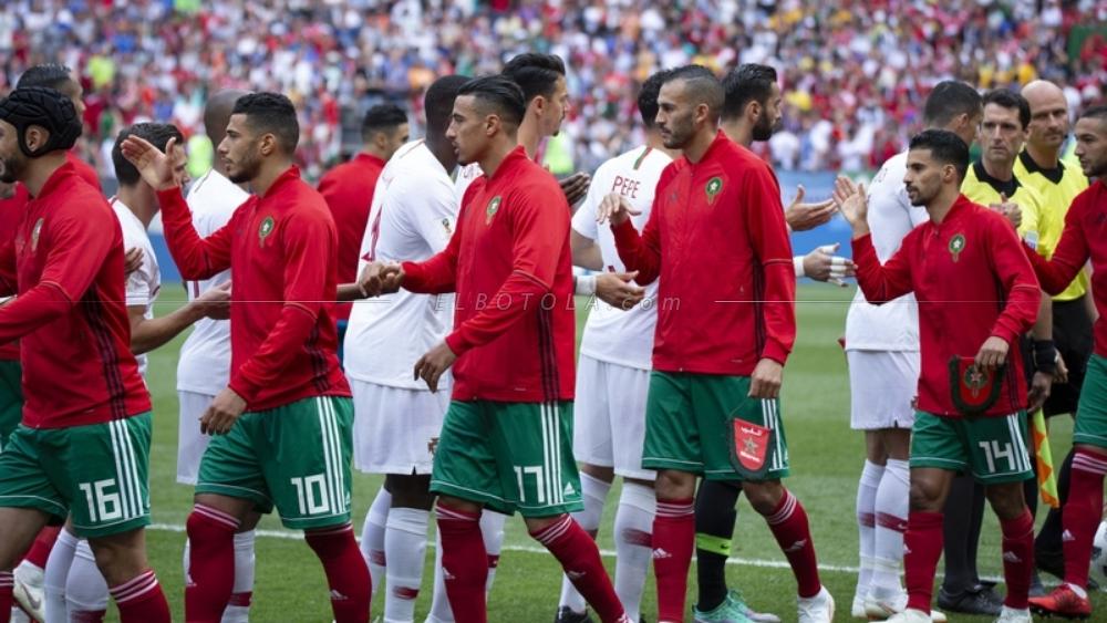 """الصحف البرتغالية تعترف: """"المغرب كان أفضل منــــا """" !"""