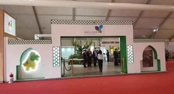 تطوان تستضيف معرض المنتوجات الفلاحية الوطنية
