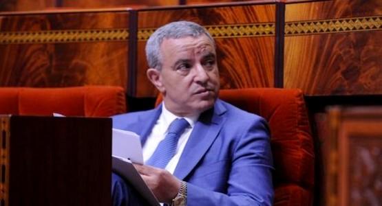 """أوجار: السلطات فتحت تحقيقا حول """"أخنوش ارحل"""" في الزيارة الملكية إلى طنجة"""