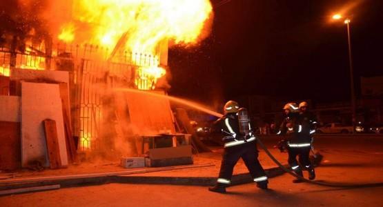 فاجعة … مقتل  طفلين في حريق شب داخل شقة سكنية بطنجة