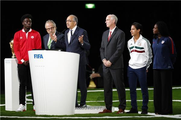 قائمة الدول العربية التي صوتت لصالح الملف الأمريكي لاحتضان كأس العالم 2026