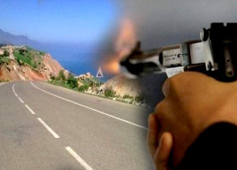 الأمن يوقف شخص أطلق النار بالطريق الساحلي