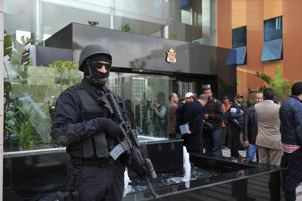 سقوط خلية إرهابية جديدة موالية لتنظيم داعش